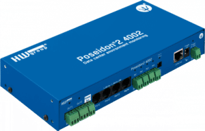 HW group Poseidon2 4002 Secure solution for remote environment monitoring and control of outputs