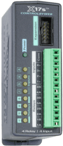 ControlByWeb X-17s 4 Relay, 4 Input Expansion Module