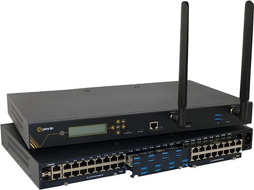 Perle IOLAN SCG L secure console server