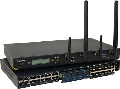 Perle IOLAN SCG LW secure console server