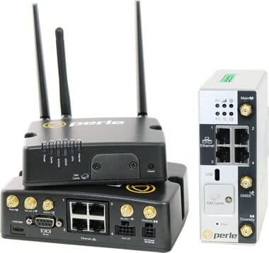 Enterprise-Class Edge Cellular Routers & Gateways