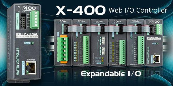 Modular Ethernet I/O Products