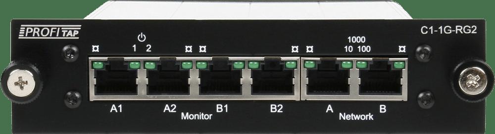 Kopioi ja ohjaa dataliikennettä fyysisten tai virtuaalisten verkkojen avainkohdissa