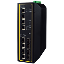 ATOP Industrial PoE Switches