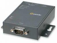 Sarjaportin omaavan laitteen liittäminen Ethernettiin