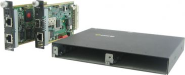 Perle managed ethernet extender