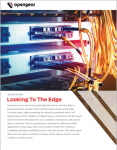 How does the edge effect your network infrastructure?