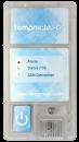 GSM dataloggeri kuljetuksen olosuhdevalvontaan