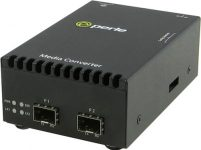 Perle fiber to fiber media converter
