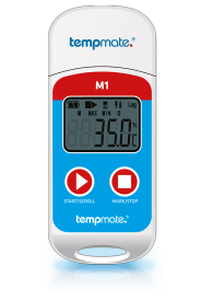 Multi-Use temperature PDF data logger