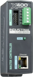 ControlByWeb X-400 Web-Enabled I/O Controller